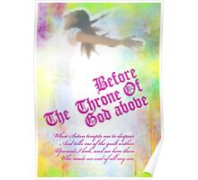 Before the throne of God Poster