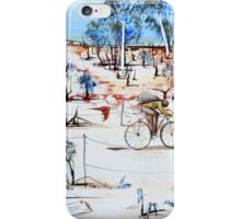 The lost letter iPhone Case/Skin