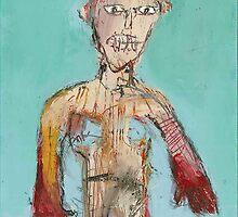 Stigmata by Nuno Evaristo