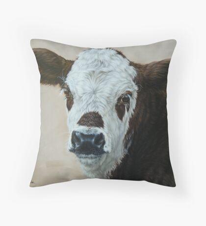 Patch Throw Pillow