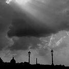 Rays of Parisien Sunshine by Natasha M