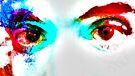 Harlequin eyes by Gal Lo Leggio
