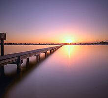 Silvania waters jetty by donnnnnny