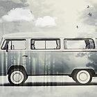 Kombi dreaming 02 by Vin  Zzep