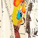 Silhouette 3, 2011 by Thelma Van Rensburg