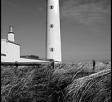 Barns Ness Lighthouse by KWTImages