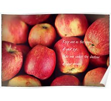Apple of Your Eye  Poster