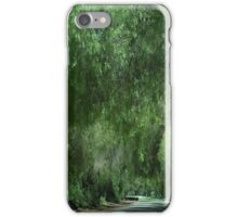 Elegant Weeping Willow Trees....... iPhone Case/Skin