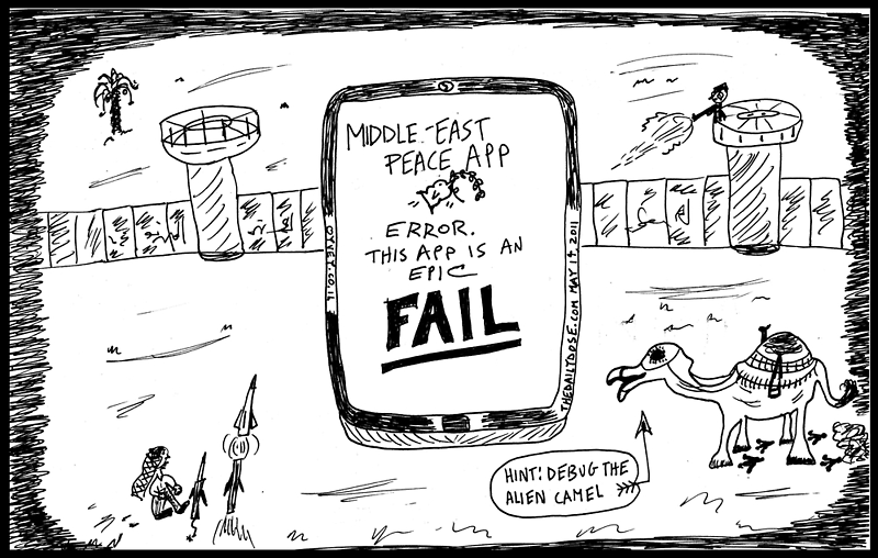 Things Mobile Apps Can't Fix by bubbleicious