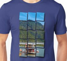 Danube river boat | travel photography Unisex T-Shirt