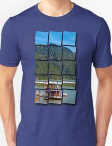 Danube river boat | travel photography T-Shirt