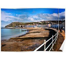 Aberystwyth, Wales  Poster