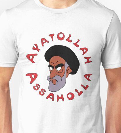 Aiatola Asahola Unisex T-Shirt