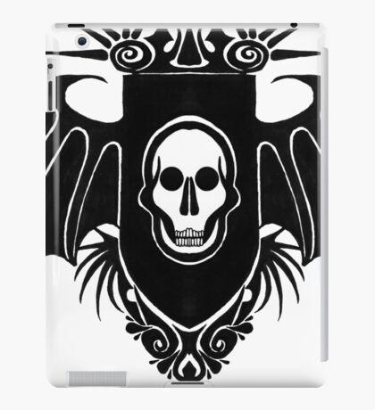 Dark Lords of Chaos Logo iPad Case/Skin