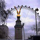 London eye by alokojha