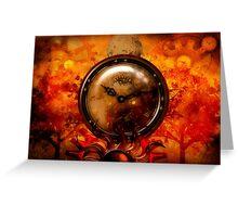 Autumnal Equinox 2015 Greeting Card