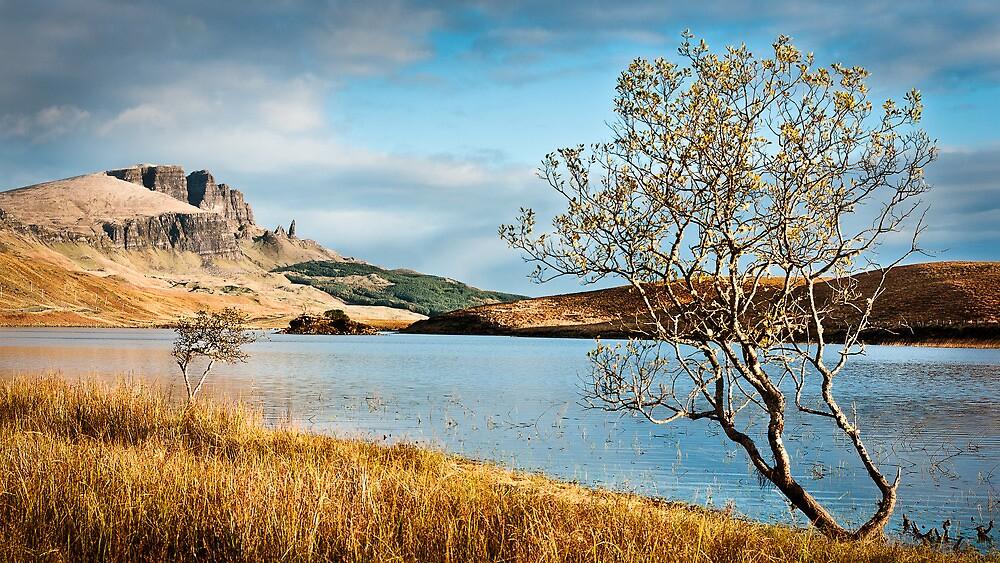 Loch Fada by Robert Dettman