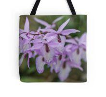 Orchid Purple Haze Tote Bag
