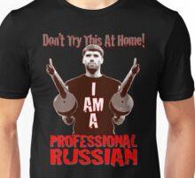 Professional RUSSIAN Unisex T-Shirt
