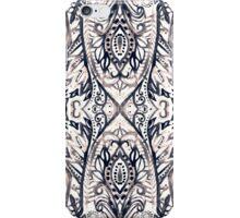 Monochrome Damask Jungle iPhone Case/Skin