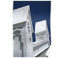 Bermuda Architecture Poster