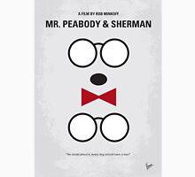 No324 My Mr Peabody minimal movie poster Unisex T-Shirt
