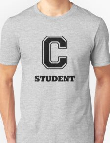 C Student T-Shirt