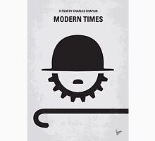 No325 My MODERN TIMES minimal movie poster Unisex T-Shirt