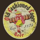 Old Fashioned Lager by superiorgraphix