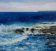 Salish Sea three by TerrillWelch