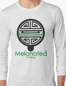 "SPECIAL TEE - MELANATED ""LOGO"" Long Sleeve T-Shirt"