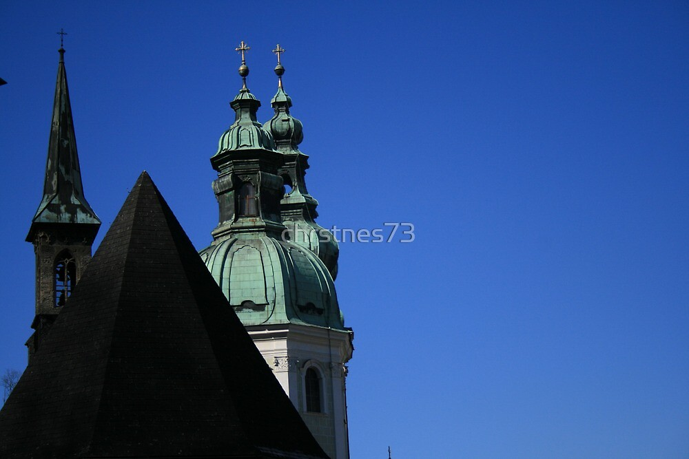 Salzburg Cathedral by chrstnes73