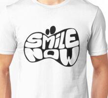 SMILE NOW BW Unisex T-Shirt