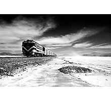 Bolivian Salts Photographic Print