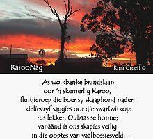 KarooNag by Rina Greeff
