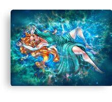 Cancer - Zodiac Sign Canvas Print