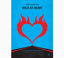No337 My WILD AT HEART minimal movie poster T-Shirt