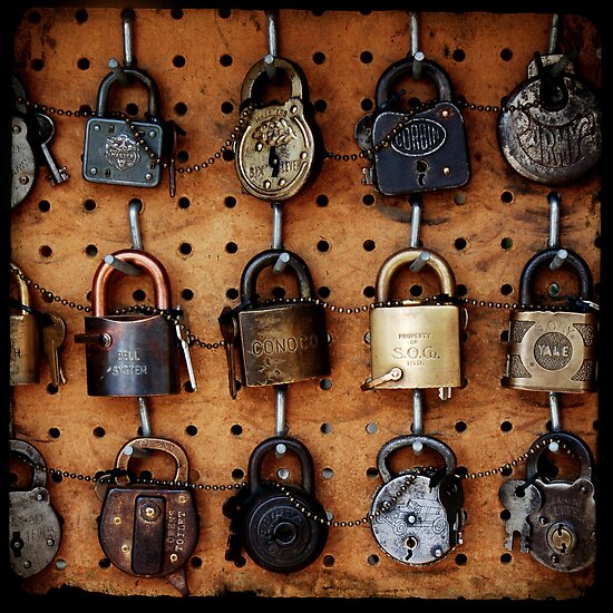 Locks by Robert Baker