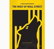No338 My wolf of wallstreet minimal movie poster T-Shirt
