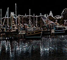 Glowing Trawlers by Odille Esmonde-Morgan
