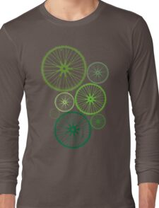 DRIVE GREEN Long Sleeve T-Shirt