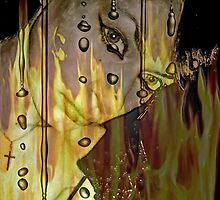 FIRE and  RAIN  by KIK KIK