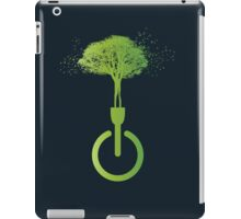 lights OFF life ON iPad Case/Skin