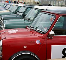 Brighton Mini's by KAGPhotography