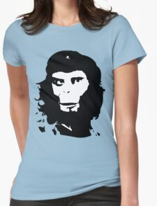 Che Cornelius Ape Womens Fitted T-Shirt