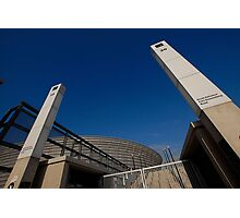 Cape Town stadium Photographic Print