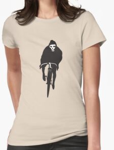 Cycling Death Womens Fitted T-Shirt