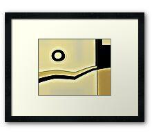 Winners Circle #2 Framed Print