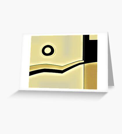 Winners Circle #2 Greeting Card