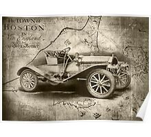 1907 Buick Poster